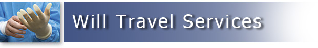 Will Travel Services - Preclinical Contract Research Organization - Preclinical Research at your location!